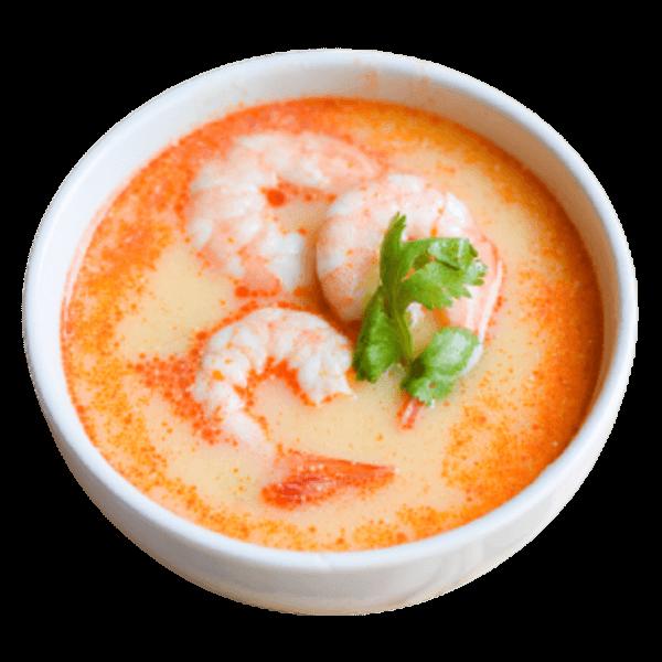 Scampi Soup